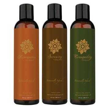 Sliquid Organics Massage Oil at BetterSex.com