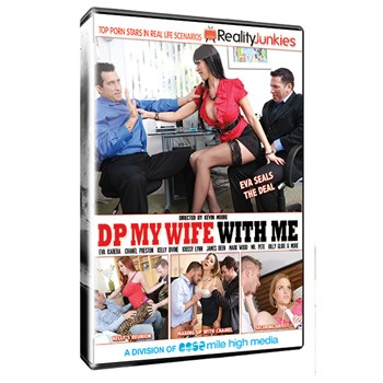 DP My Wife With Me at BetterSex.com