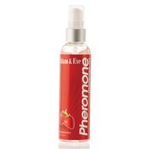 Pheromone massage oil