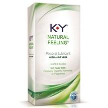 K-Y Natural Feeling Lubricant