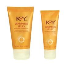 K-Y Warming Jelly Lubricant