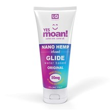 YES MOAN ! WATERBASED LUBRICANT