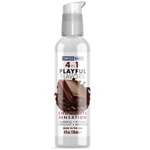 4-IN-1 PLAYFUL FLAVORS LUBRICANTS chocolater