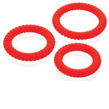 ULTRA COCKSELLER COCK RING red