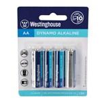Westinghouse AA Batteries (4 Pack)